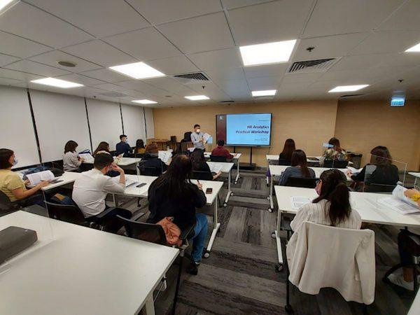 HR Analytics Practical Workshop