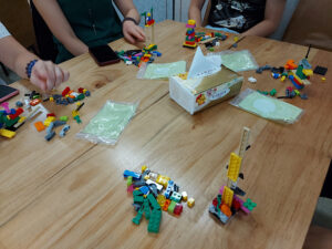PROHR Gathering - Gather with LEGO®Serious Play